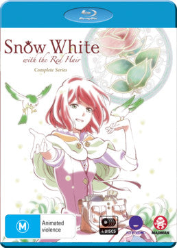 Snow White with the Red Hair Complete Series