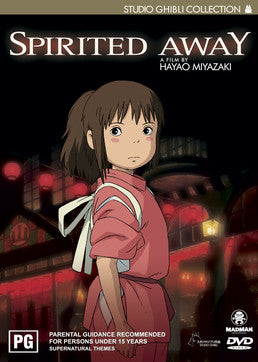 Spirited Away - Special Edition (2 Discs)