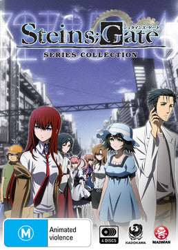 Steins;Gate Series Collection