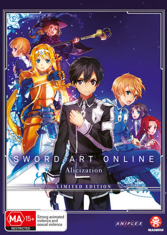 Sword Art Online Alicization Part 2 (Limited Edition)