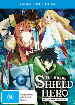 The Rising of the Shield Hero - Season 1 Part 1