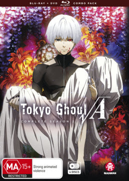 Tokyo Ghoul: Season 2 (Limited Edition)