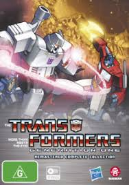 Transformers Generation One: Remastered Complete Collection (Fatpack)