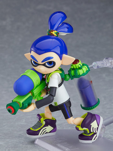 Figma 462 - Splatoon Boy