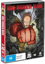One Punch Man: Season 1 (Episodes 1 - 12 + 6 OVAS)