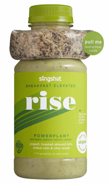 Rise: 6-Pack High Protein Meal: Spinach Pineapple