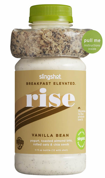 Rise: 6-Pack High Protein Meal: Vanilla Bean