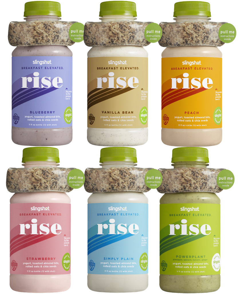 Rise: 6-Pack High Protein Meal: Variety