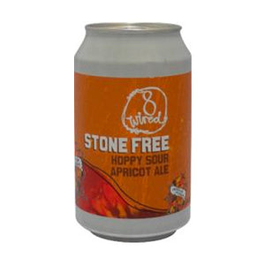 8 WIRED BREWING - STONE FREE (Sour Ale)