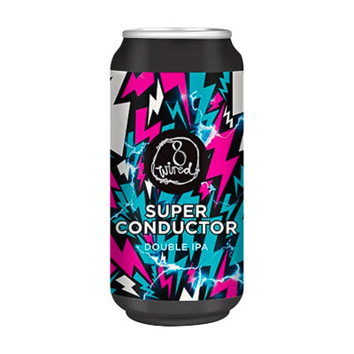 8 WIRED BREWING - SUPERCONDUCTOR (DIPA)