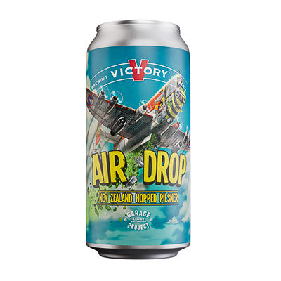 GARAGE PROJECT x VICTORY - AIR DROP (pilsner)