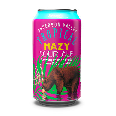 ANDERSON VALLEY BREWING CO - TROPICAL HAZY SOUR