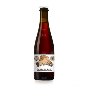 BREKERIET x GREEN BENCH - CHERRY RED (barrel aged sour ale)
