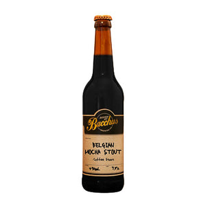 BACCHUS BREWING CO - BELGIAN MOCHA STOUT (Stout)