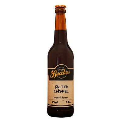 BACCHUS BREWING CO - SALTED  CARAMEL (Imperial Porter)