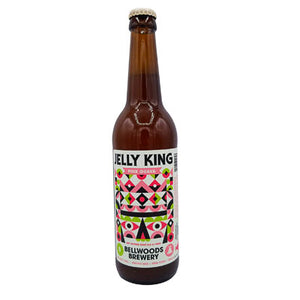 BELLWOODS BREWERY - JELLY KING PINK GUAVA (fruited sour)