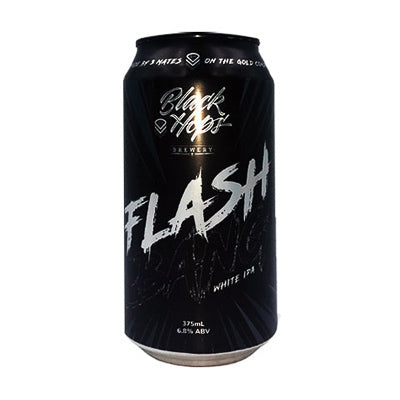 BLACK HOPS BREWING - FLASH BANG (white IPA)