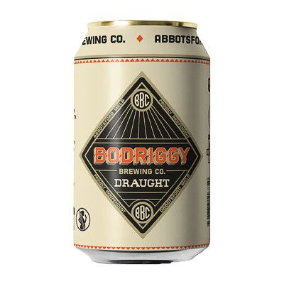 BODRIGGY BREWING CO - DRAUGHT 6-PACK (Kölsch)