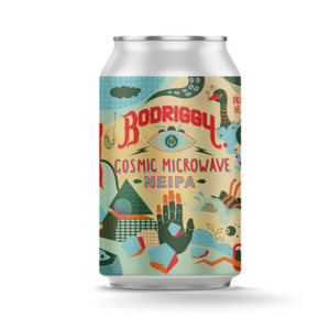 BODRIGGY BREWING CO - COSMIC MICROWAVE NEIPA