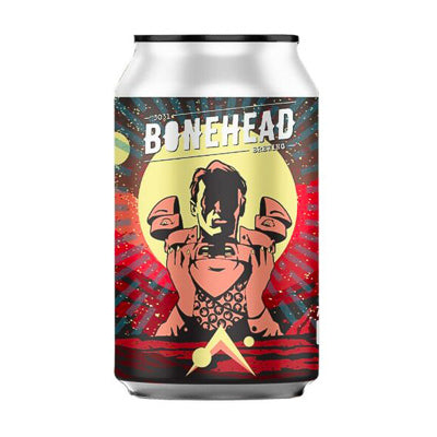 BONEHEAD BREWING - GET YOUR ASS TO MARS (RED DIPA)