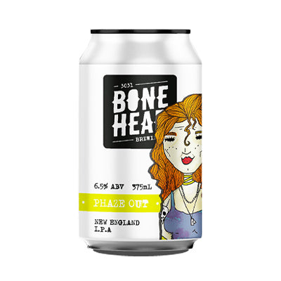 BONEHEAD BREWING - PHAZE OUT (NEIPA)