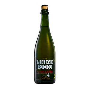 BROUWERIJ BOON - OUDE GEUZE BOON BLACK EDITION NO.4 (lambic)