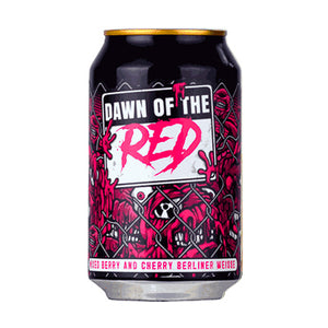 CERVISIAM - DAWN OF THE RED (sour berliner weisse)