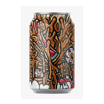CERVISIAM - IMPALED MAPLE: PECANISHER II 2.0 (imperial pastry stout)
