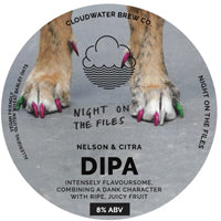 CLOUDWATER BREW CO. - NIGHT ON THE FILES (DNEIPA)