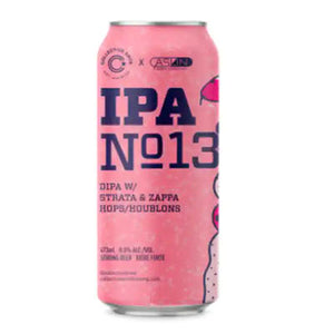 COLLECTIVE ARTS X ASLIN BEER COMPANY - IPA NO.13 (DIPA)
