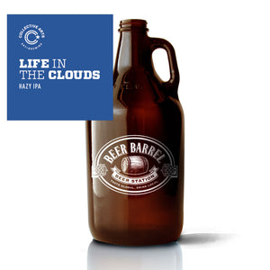 COLLECTIVE ARTS BREWING - LIFE IN THE CLOUDS (NEIPA)