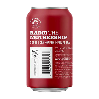 COLLECTIVE ARTS - RADIO THE MOTHERSHIP (DIPA)