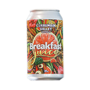 CURRUMBIN VALLEY BREWING - BREAKFAST JUICE (Hazy NEIPA)