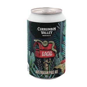 CURRUMBIN VALLEY BREWING - LOCAL PALE ALE (Pale Ale)