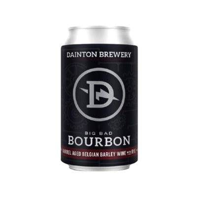 DAINTON BREWERY - BIG BAD BOURBON BARREL AGED BELGIAN BARLEYWINE WITH RYE