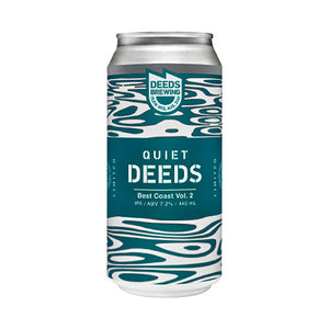 DEEDS BREWING - BEST COAST VOL. 2 (West Coast IPA)