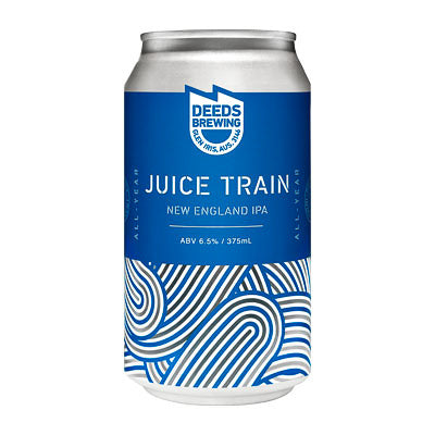 DEEDS BREWING - JUICE TRAIN (NEIPA)