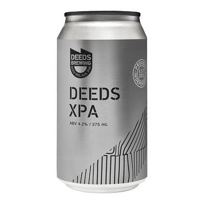 DEEDS BREWING - XPA