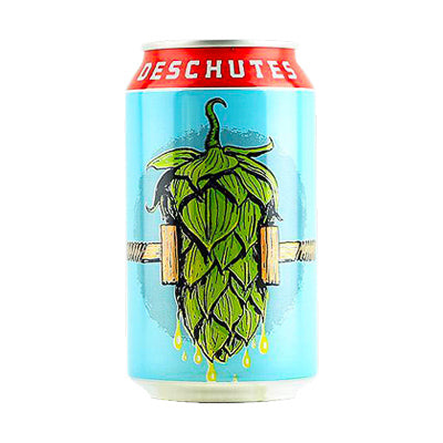 DESCHUTES BREWERY - FRESH SQUEEZED IPA (American IPA)