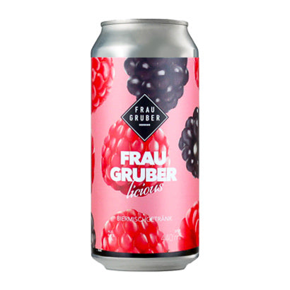 FRAU GRUBER BREWING - FRAUGRUBERLICIOUS (Raspberry & Blackberry Sour)