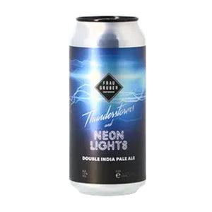 FRAU GRUBER BREWING - THUNDERSTORMS & NEON LIGHTS ( DIPA)