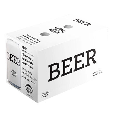 GARAGE PROJECT - BEER 6-PACK (Pale Lager)