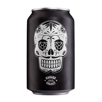 GARAGE PROJECT - DAY OF THE DEAD (chilli chocolate dark lager)