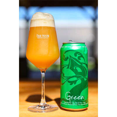 Tree House Brewing Company - Green (American IPA)