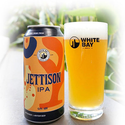 WHITE BAY BEER CO. - JETTISON IPA