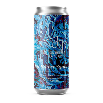 LONDON BEER FACTORY  - I'D RATHER BE SQUEEGE (Fruited Sour)