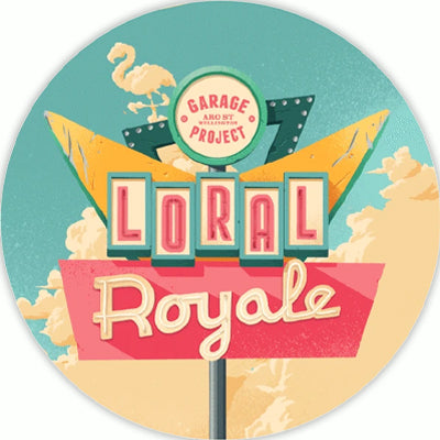 GARAGE PROJECT - LORAL ROYALE (American IPA)