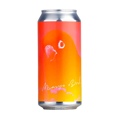 DUCKPOND BREWING - MANGO BIRD (sour fruited gose)