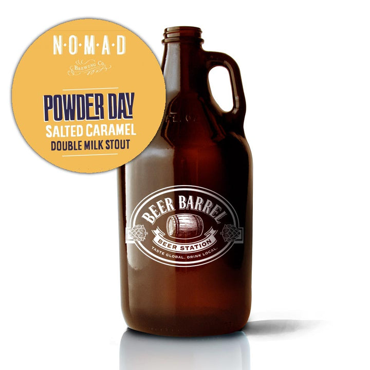 NOMAD BREWING CO - POWDER DAY SALTED CARAMEL (imperial milk stout)