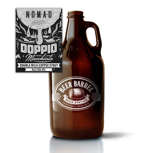 NOMAD BREWING CO - DOPPIO MACCHIATO (coffee imperial milk stout)